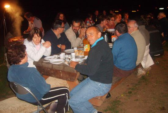 sympa le barbecue d'Aout 2010